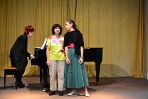 Cours de technique vocale - paris - Adeline toniutti - Moulin d'Andé