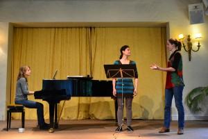 duo des fleurs - lakmé - Opéra