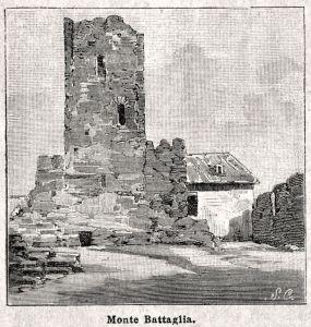 Monte Battaglia, illustrazione