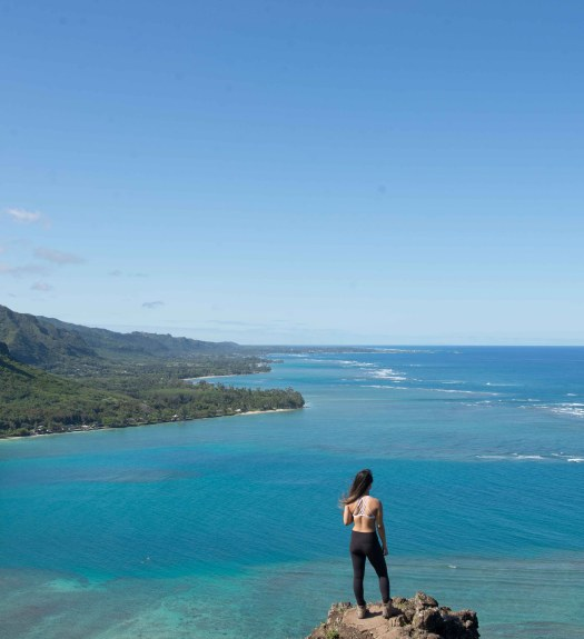 Crouching Lion Oahu Hawaii