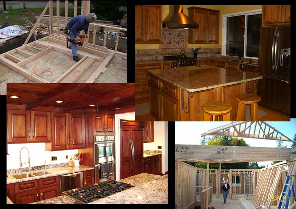Custom Cabinets and Remodeling