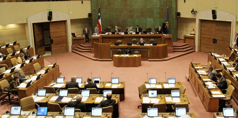 Honorable Cámara de Diputadas y Diputados - Chile
