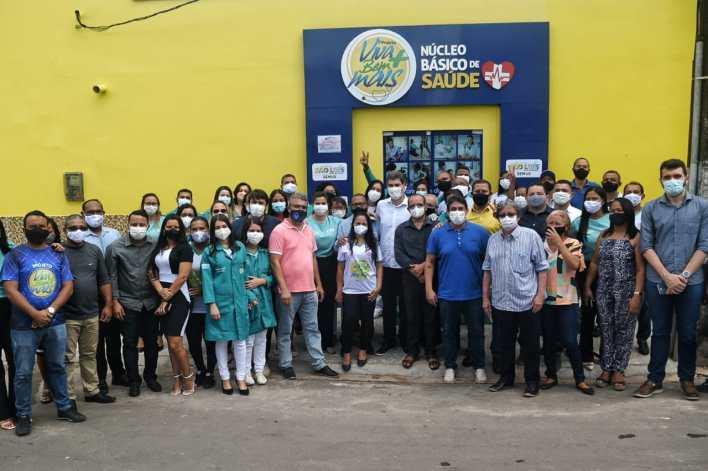 Vereador Marquinhos amplia estrutura, especialidades médicas e atendimentos  no Núcleo Básico de Saúde em São Luís - Câmara Municipal de São Luís - MA