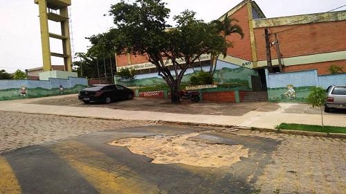 Vila Flora site