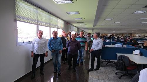 visita Lojas Cem 6