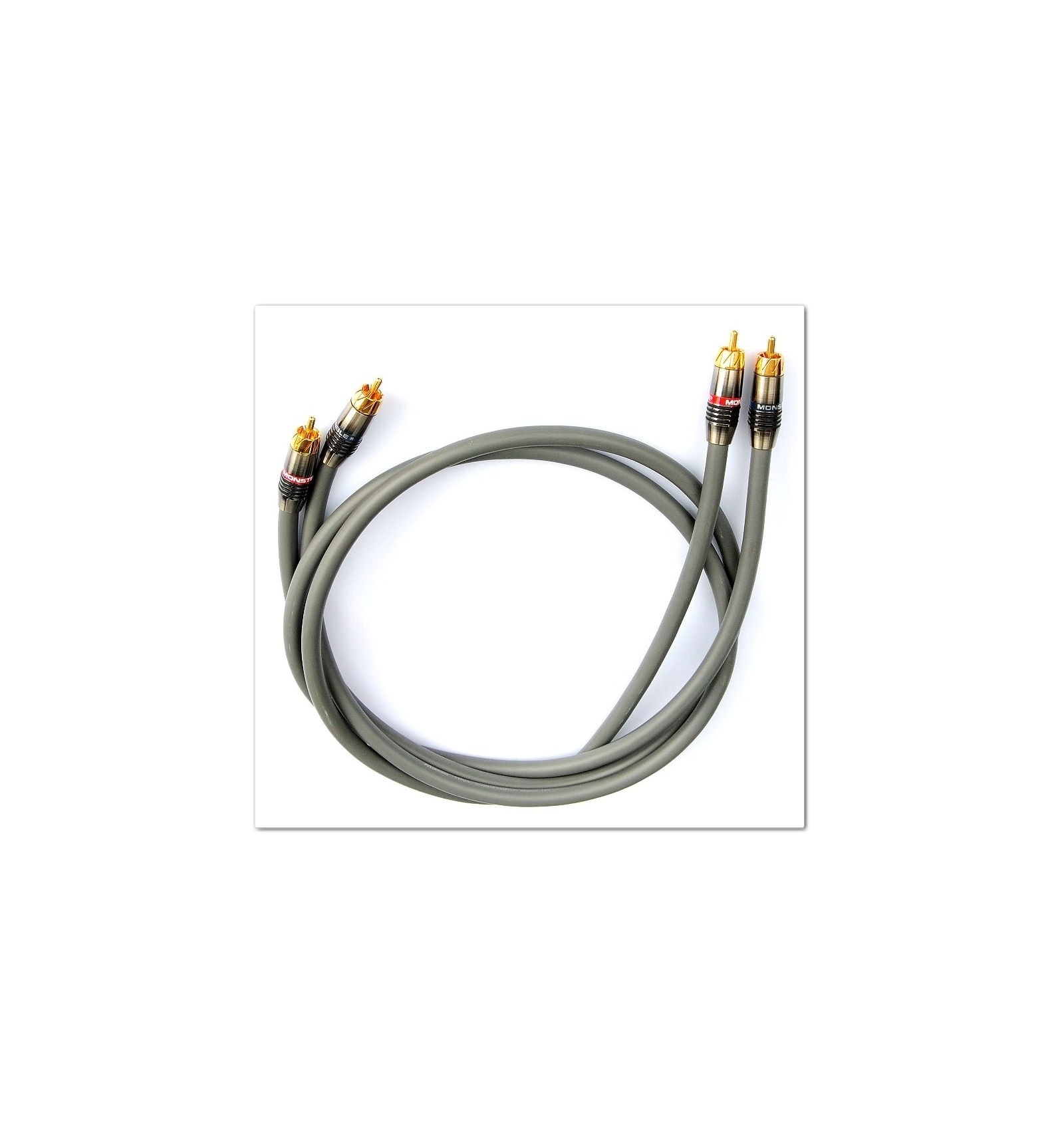 monster m850i rca interconnect 100 cm