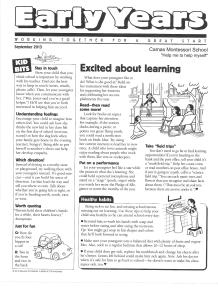 Early Years Sep 2013- doc 1