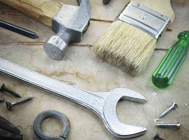 Shop Tools, DIY & Hardware