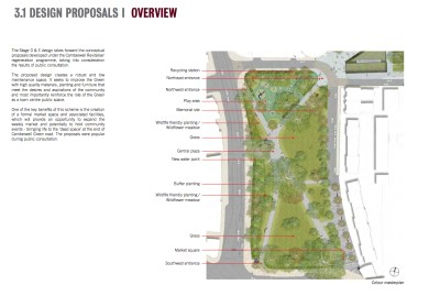 Camberwell Green Overview of plans