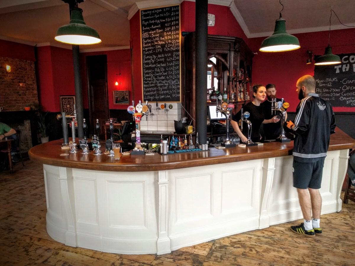 Camberwell's pubs: addendum