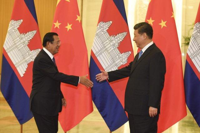Image result for china investment in cambodia