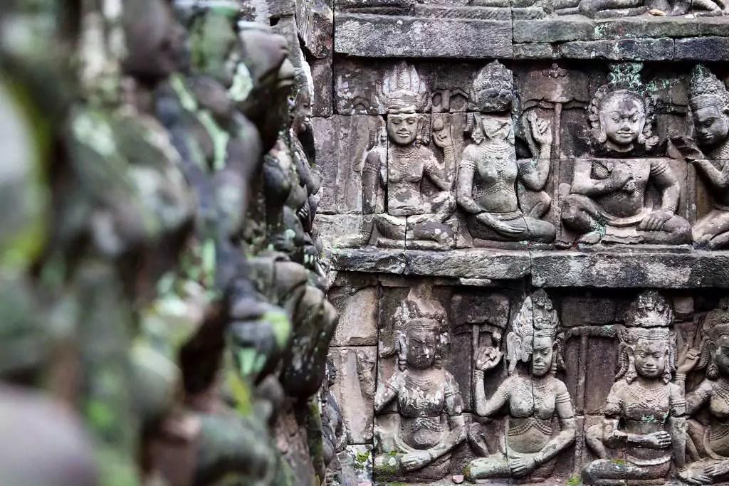 Exploring Angkor Wat Temple Complex in Cambodia 02