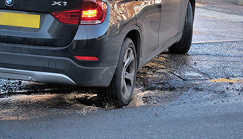 Government Releases £500M Pothole Fund