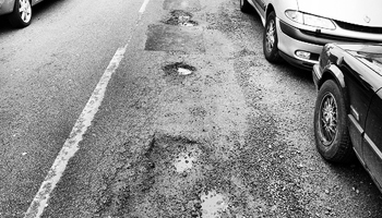 Pothole and road maintenance Fund announced