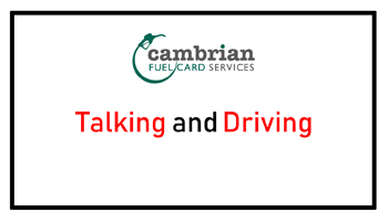 Talking and Driving – Video
