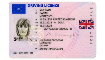 7-Month Photocard Driving Licence Extension Granted
