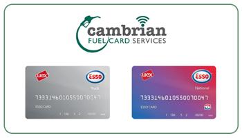 Our New Esso Fuel Cards