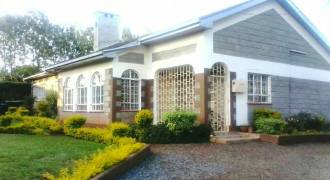 4 Bedroomed House, Uthiru, Nairobi