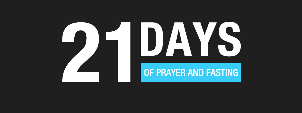 Image result for Introduction to 21 days of prayer and fasting