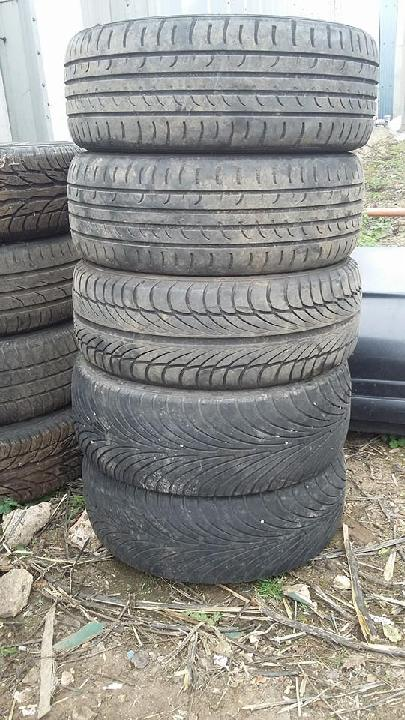 Tyres With Really Good Tread