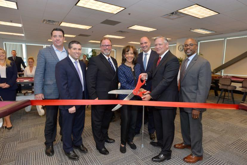 Greater Boston Gaming Career Institute Ribbon Cutting ...