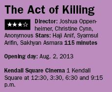 080313i The Act of Killing