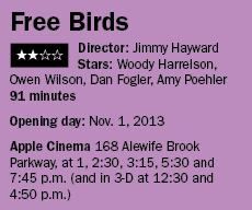 110113i Free Birds