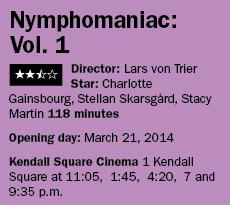 032014i Nymphomaniac- Vol. 1