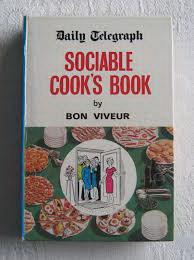 Sociable Cook's Book by Bon Viveur