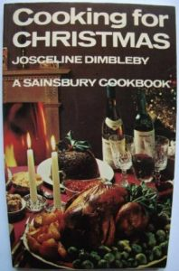 Christmas food and cookery of the 1970s