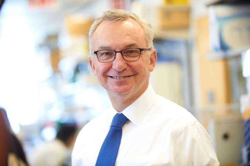 dr.  Jose Baselga, Executive Vice-President Research & Development oncology at AstraZeneca.  Photo: AstraZeneca (8200894)