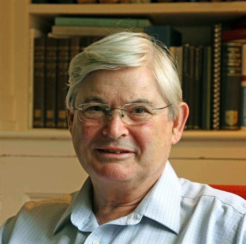 Sir Alan Fersht, of the University of Cambridge, is the winner of the the Royal Society's Copley Medal in 2020