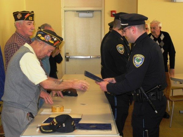 Cambridge Police Officers Receive Honor from V.F.W ...