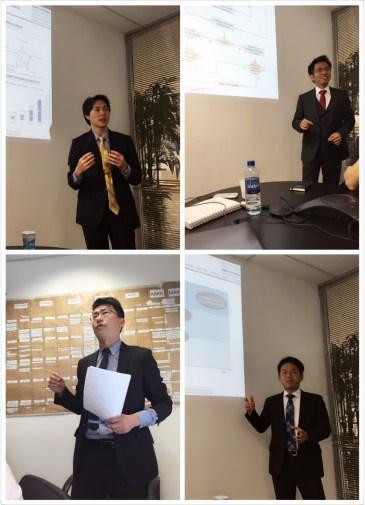 Yoshiki final presentation