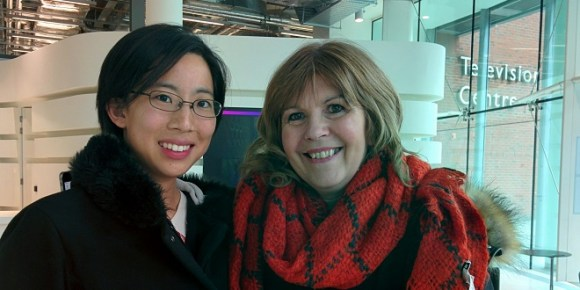 With Maggie Philbin, radio and television presenter
