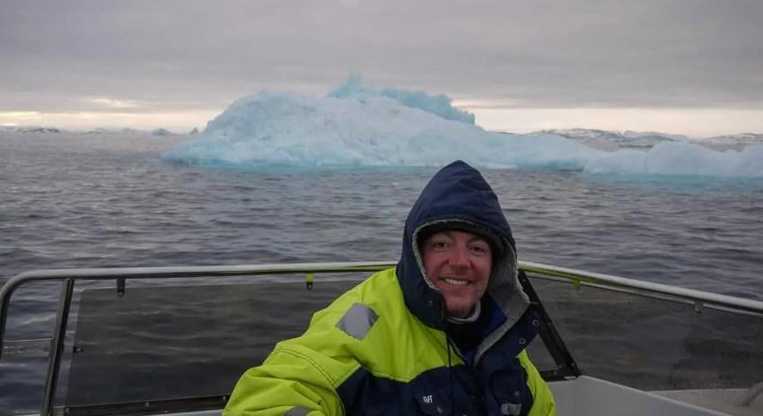 WATCH: Daniel Bookham's adventures on his Ammassalik Expedition