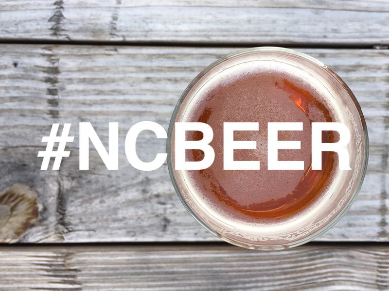 We love local beer!