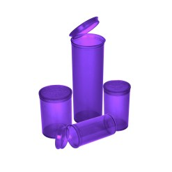 Pop Top Bottles: Purple
