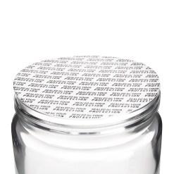 Glass Jars Pressure Seal In-liners