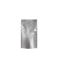 Child Resistant White/Clear Dymapak Bags 1/4 Ounce