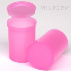 30 Dram Translucent Violet PHILIPS RX® Pop Top Containers