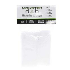 "2"" x 10"" 45 Micron Monster Dab Rosin Bag"