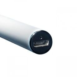 Rechargeable 0.5ml Disposable Vape Pen Full Ceramic White