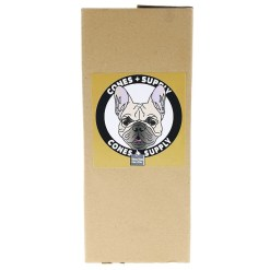 CONES + SUPPLY 109mm Pre-Rolled Cone King Size Brown