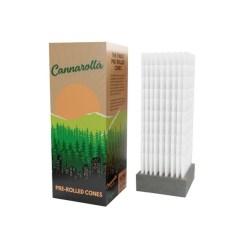Cannarolla Cones White 1-1/4 - 84/26mm