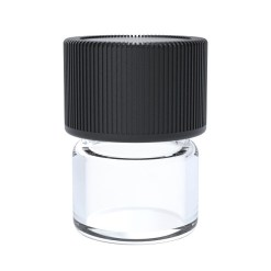 Clear Concentrate Glass Vial 1.25ML