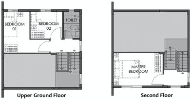camella azienda talisay cebu issa second floor plan
