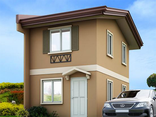 camella homes mika
