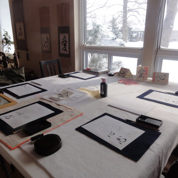 The Way Of Brush Workshops And Private Lessons Available