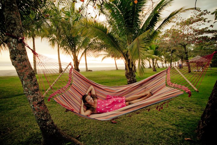 Learning to Relax in Costa Rica